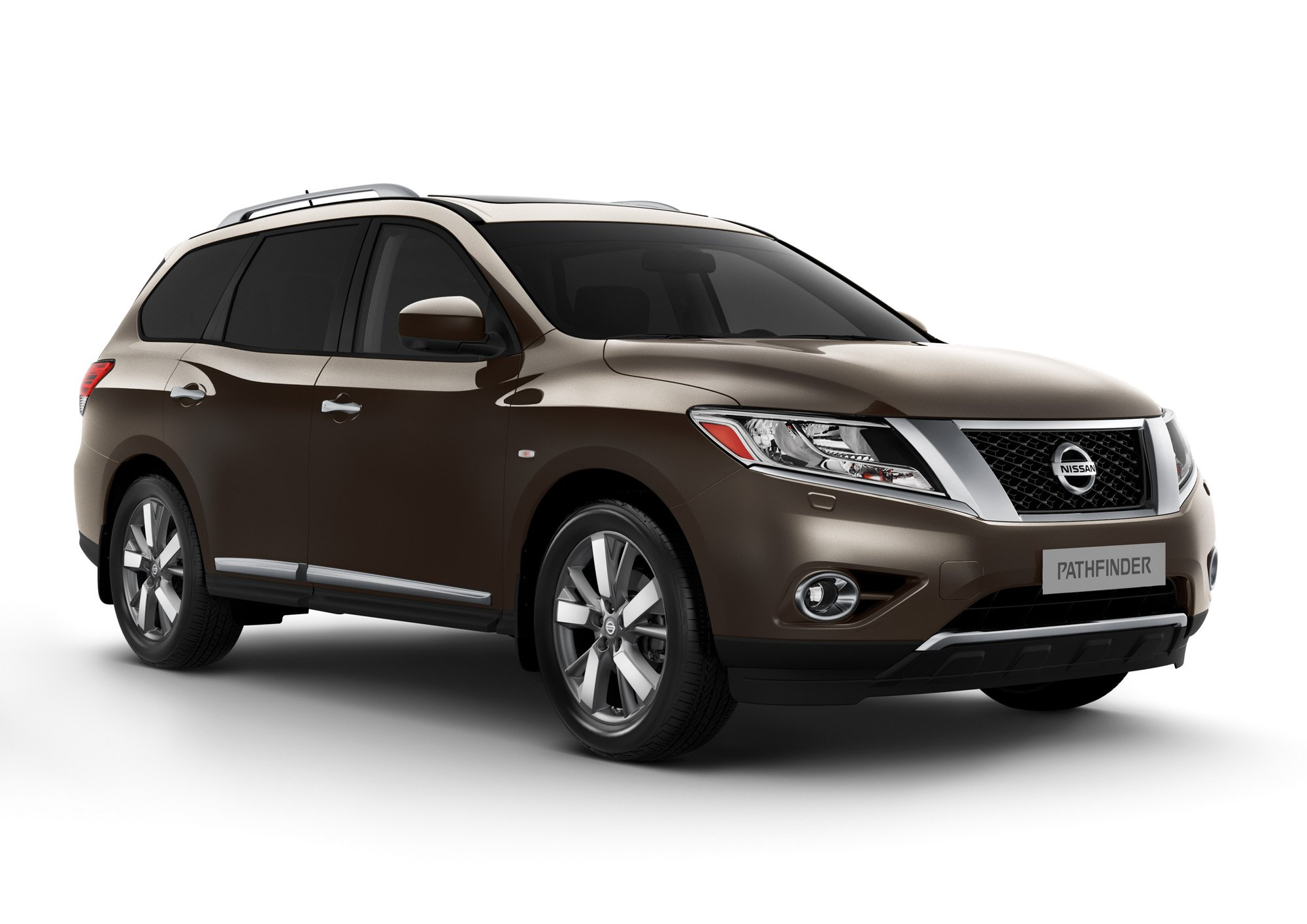 Nissan Pathfinder HIGH