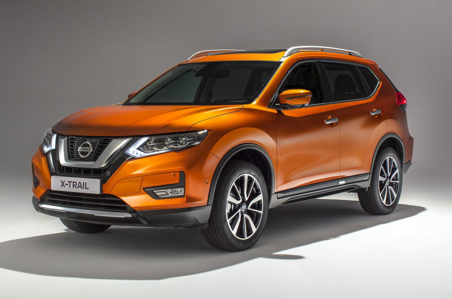 Nissan X-Trail XE 6 МТ