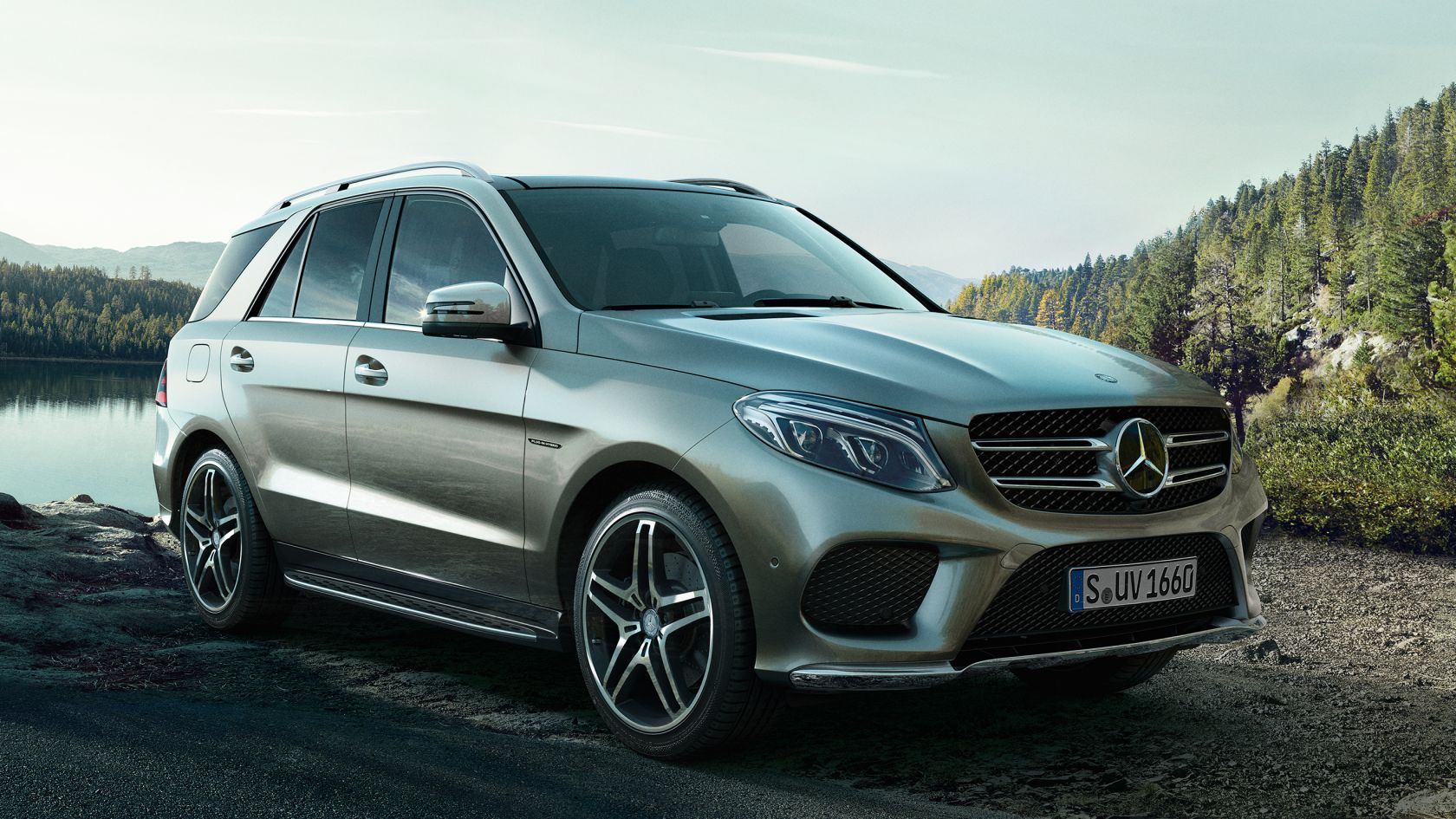 GLE 300 4MATIC «Особая серия»