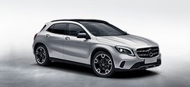 Mercedes-AMG GLA 45 4MATIC «Особая серия»