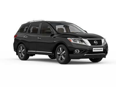 Nissan Pathfinder TOP