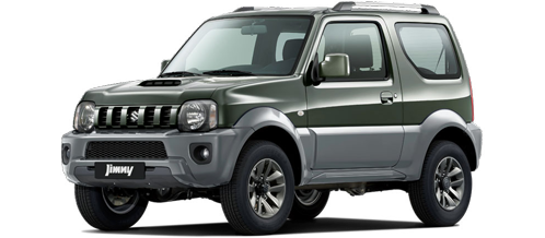 Suzuki Jimny JLX mode3 1.3L 4AT
