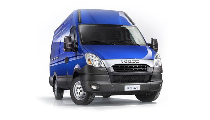 IVECO DAILY ФУРГОН 65C15V