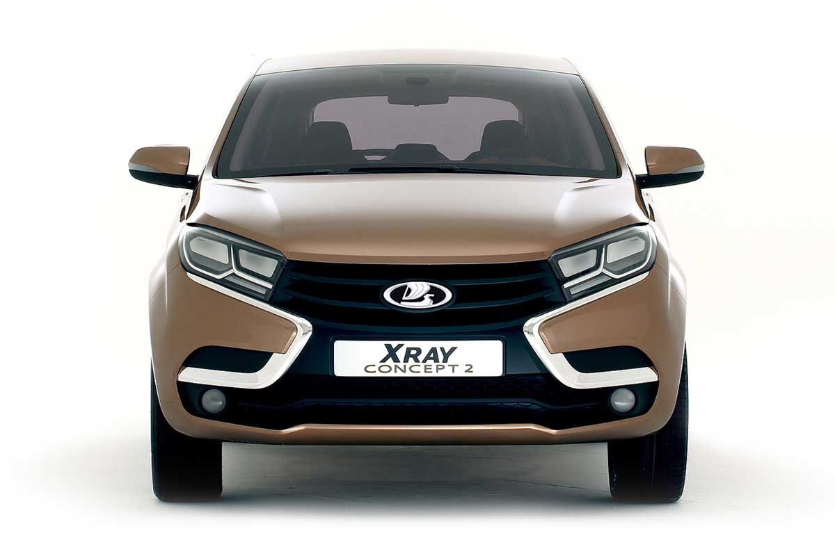 LADA XRAY 1,6 л 16-кл., 5МТ, 106 л.с Optima Advanced
