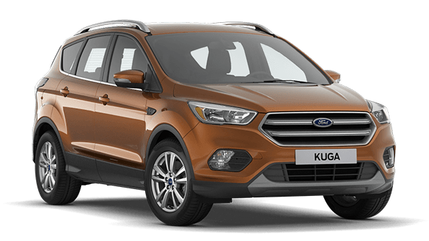 Ford Kuga TREND PLUS EcoBoost 1,6 (150лс) АКП. 4WD